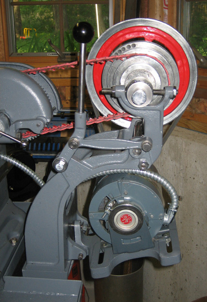 Atlas Th54 Metal Lathe